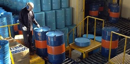 تولید و صادرات روغن آب صابون به عراق و افغانستان